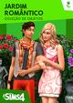 Capa The Sims 4 Jardim Romântico