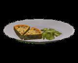 Fritada de Espinafre