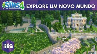 The Sims 4 Junte-se à Galera Mundo Novo Trailer Oficial