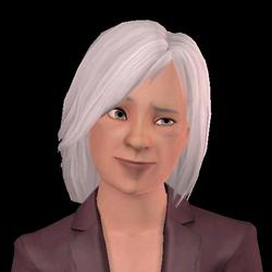 Greta Caixão (The Sims 3)