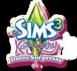 Logo Os Sims 3 Katy Perry Doces Surpresas
