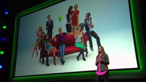 The Sims 4 Gamescom 2013 Press Conference