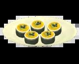 Tortinhas de Frutas Exóticas