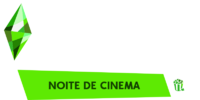 The Sims 4 - Noite de Cinema (Logo)