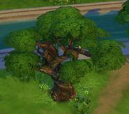 Árvore Sylvana Inicial