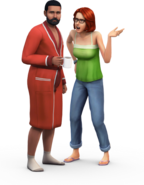 The Sims 4 Render 25