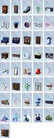 The Sims 4 - Quarto das Crianças - Itens (2)