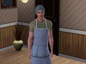 Jared Frio-uniforme