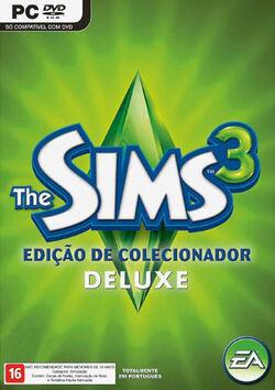 The Sims 3 Edição de Colecionador Deluxe