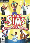 Capa The Sims Double Deluxe