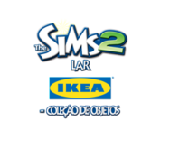 Logo The Sims 2 Lar IKEA