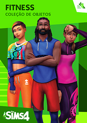 Capa The Sims 4 Fitness