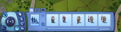 Sims 3 Biblioteca