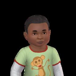 Notzo Curioso (The Sims 3)