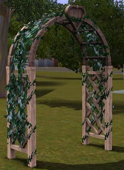 Arco de Casamento Casal Perfeito