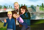 Família Bicudo (página inicial Store)