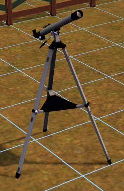 Telescópio Play-Ground Astral