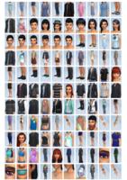 The Sims 4 - Junte-se à Galera - Itens (1)
