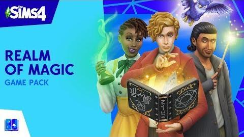The Sims™ 4 Reino da Magia Trailer Oficial