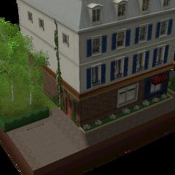 O Pequeno Bistrô Corso (Riverview)