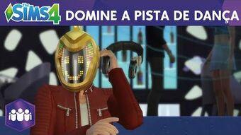 The Sims 4 Junte-se à Galera Pista de Dança Trailer Oficial