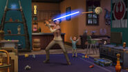 The Sims 4 Star Wars - Jornada para Batuu (Captura de tela 3)