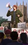 Render The Sims 3 Vida Universitária 04