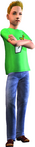 The Sims 2 Render 6