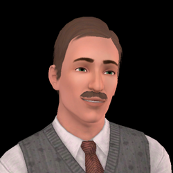 Hector Tebas (The Sims 3)