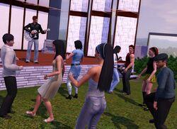 The Sims 3 Dança