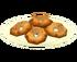 Bagels de Mirtilo