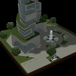 Centro Científico e Hospital Comunitário de Oasis Landing