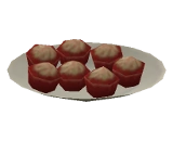 Cupcakes Veludo Vermelho