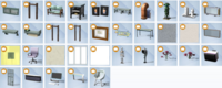 The Sims 4 - Ao Trabalho - Itens (8)