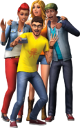 The Sims 4 Render 08
