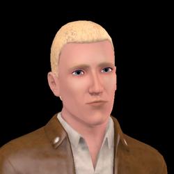 Bjorn Bicudo (The Sims 3)