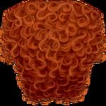 Cabelo 'Puff' - bebê (1)
