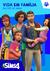 Capa The Sims 4 Vida em Família