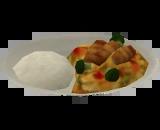 Fritada Chinesa de Frango