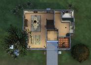 Casa D'Alho, primeiro andar