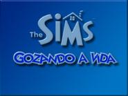 The Sims - Gozando a Vida (Tela de Carregamento)
