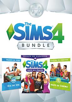 The Sims 4 Bundle 2 divulgação