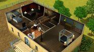Casa do Junquilho, segundo andar