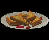 Sanduíche Monte Cristo Sem Carne
