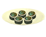 Tortinhas de Frutas Alienígenas