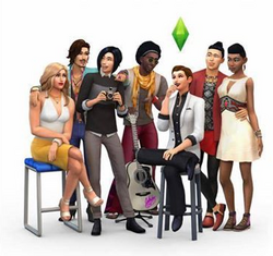 The Sims 4 Patch 34