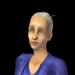 Prudência Rugabaixa (The Sims 2)