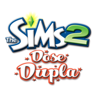 Logo The Sims 2 Dose Dupla