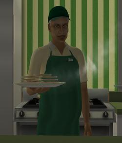 Cozinheiro de república