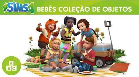 The Sims 4 Bebês Coleção de Objetos Trailer Oficial